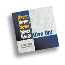 Never, Never, Never Give Up! MP3