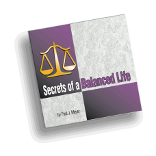 Secrets of a Balanced Life MP3