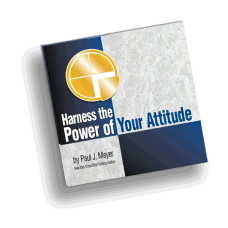 Harness the Power of Your Attitude MP3