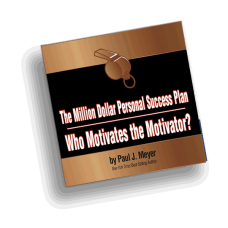 The Million Dollar Personal Success Plan/Who Motivates The Motivator? MP3