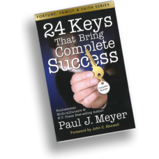 24 Keys That Bring Complete Success