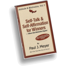 Attitude and Motivation, Vol. 5 - Self-Talk and Self-Affirmation for Winners (pack of 10 booklets)