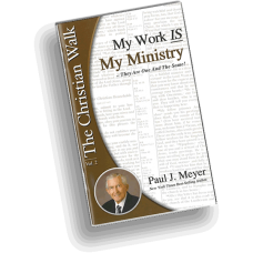 The Christian Walk, Vol. 2 - My Work Is My Ministry (pack of 10 booklets)