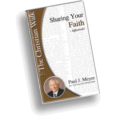 The Christian Walk, Vol. 3 - Sharing Your Faith Effectively (pack of 10 booklets)