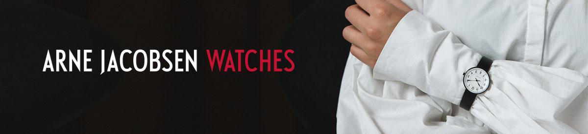 Arne Jacobsen Watches