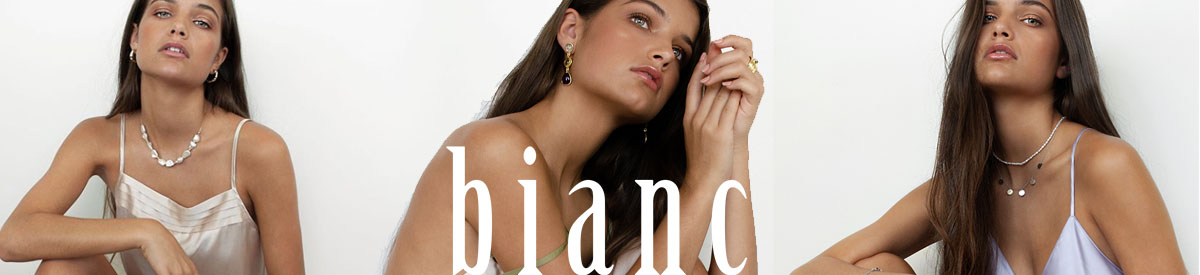 Bianc Womens Jewellery