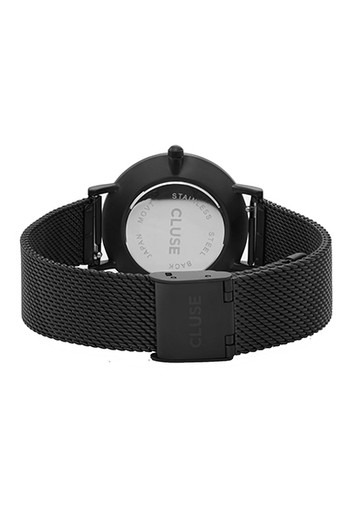 Cluse Minuit Mesh Full Black Watch CL30011
