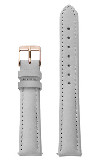 Cluse Minuit Strap Grey/Rose Gold CLS319