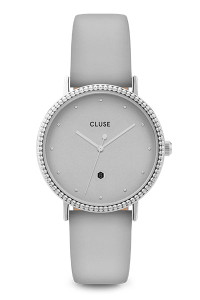 Cluse Le Couronnement Silver Silver/Grey Watch CL63004