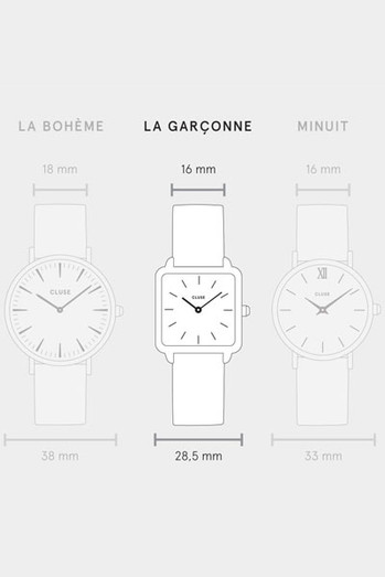 La Garconne Sizing Guide