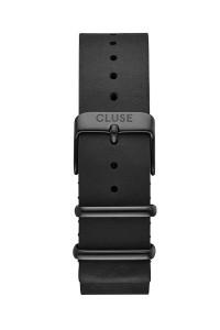 Cluse 20mm Nato Watch Strap Full Black CS1408101071