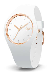 Ice-Watch Ice Glam White Rose Gold Small Watch 000977