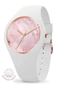 Ice-Watch ICE Pearl White Pink Small Watch 016939