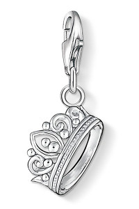 Thomas Sabo Charm Pendant Crown CC1011