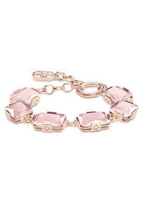 Thomas Sabo Bracelet Large Pink Stones TA1911RQ