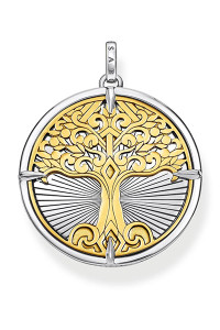Thomas Sabo Pendant Tree Of Love Gold TPE885 (TPE885)