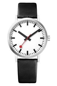 Mondaine Official Swiss Railways Classic 36mm Watch A660.30314.16OM