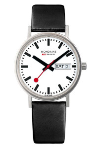 Mondaine Official Swiss Railways essence 36mm Watch A667.30314.11SBB