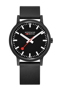 Mondaine Official Swiss Railways essence 41mm Watch MS1.41120.RB