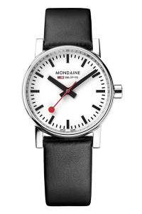 Mondaine Official Swiss Railways evo2 30mm Watch MSE.30110.LB