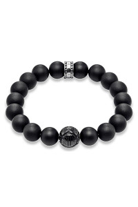 Thomas Sabo Bracelet Obsidian TA1085L