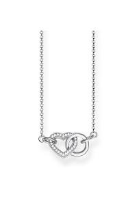 Thomas Sabo Necklace Together Heart Small TKE1643CZ