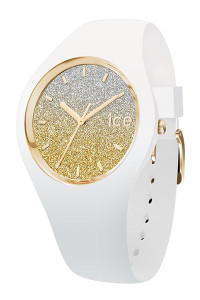 Ice Lo Gold/White 34mm Small Watch 13428