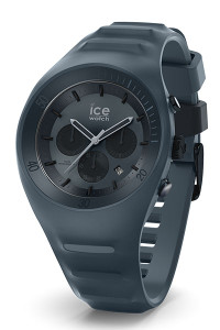 Ice Pierre Leclercq Black 46.5mm Large Watch 14944