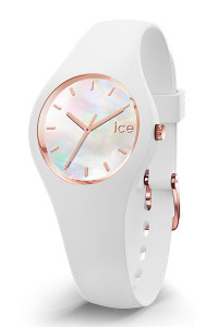 Ice Pearl White Extra Small Watch 16934