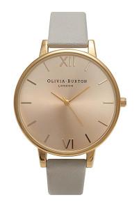Olivia Burton Big Dial Gold Watch OB14BD33