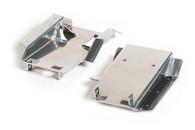 XFR - Extreme Fabrication Swing Arm Skid Plate Polaris PREDATOR 500 02-03