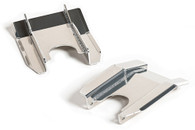 XFR - Extreme Fabrication Swing Arm Skid Plate Yamaha RAPTOR 350