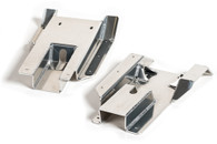 XFR - Extreme Fabrication Swing Arm Skid Plate Yamaha RAPTOR 660