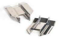 XFR - Extreme Fabrication Swing Arm Skid Plate Yamaha WARRIOR