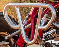 XFR - Extreme Fabrication Standard Bumper Yamaha YFZ450 06-08