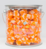 Orange Cream Gummi Bearsicles Paint Can