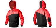 NP NEO HOODIE RED