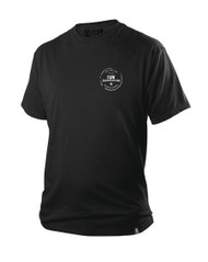 DISSECT TEE BLK XXL
