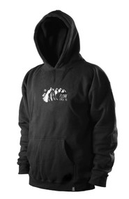 YOUTH HOODIE BLK S