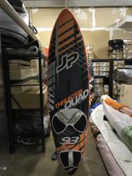 2015 Thruster Quad Pro 93