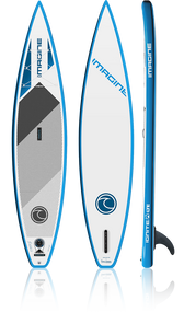 2017 Inflatable Ignite LTE 10'6 kids SUP