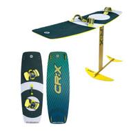 CR:X Complete Foil/Twin Tip Board set