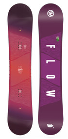2017 FLOW JEWEL 146 SNOWBOARD