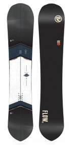 2017 FLOW SOLITUDE 158 SNOWBOARD