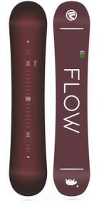 2017 FLOW VELVET 143 SNOWBOARD