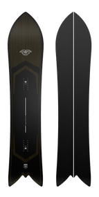 2017 NIDECKER THE MOSQUITO SNOWSURF BOARD