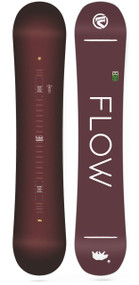 2018 FLOW VELVET 143 WOMEN SNOWBOARD