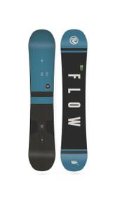 2018 FLOW MICRON VERVE 140W YOUTH SNOWBOARD