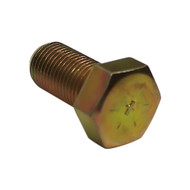"1/2""-20 x 1"" HEX Bolt Fine Thread, Grade 8/Yellow (F-44221)"