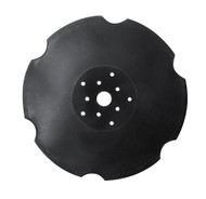 "16"" x 4mm Notched, Blade Only Tatu Seed Disc Openers to Fit Crustbuster (1437B+)"